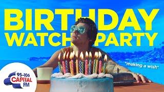 Harry Styles' Birthday Watch Party | Capital