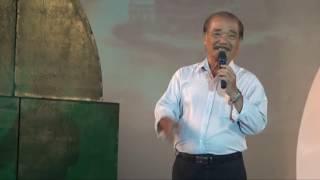 NSND Trần Hiếu  hát tưởng niệm một năm ngày mất của GS. Trần Văn Khê.