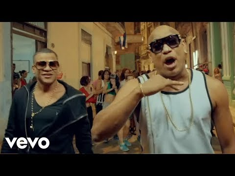 Gente De Zona Ft. Marc Anthony - La Gozadera (Video Oficial)