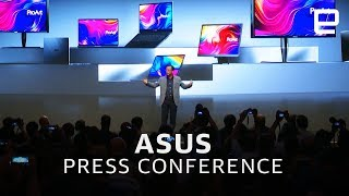 ASUS' IFA 2019 press conference in 9 minutes