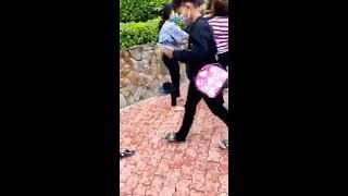Học sinh vũng liêm đánh nhau vì tình táo bạo nhất mà tôi từng xem.
