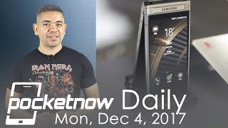 Samsung Galaxy S9 possible camera, Face ID restrictions & more - Pocketnow Daily