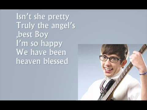 Glee - Isn't She Lovely Lyrics