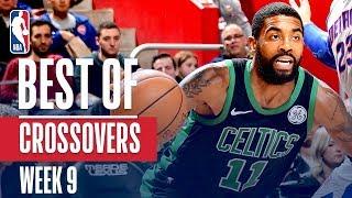 NBA's Best Crossovers   Week 9