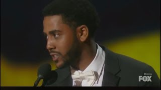 EMMYS Jharrel Jerome's win for best actor for when they see us