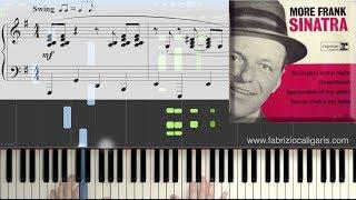 More (Frank Sinatra) - Piano Tutorial - PDF - MIDI
