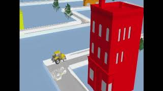 learn colors for kids with tractor - car for happy kids, learn colors for children 3D