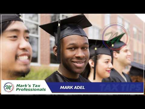 Mark Adel Tax Tip: Education Tax Credits