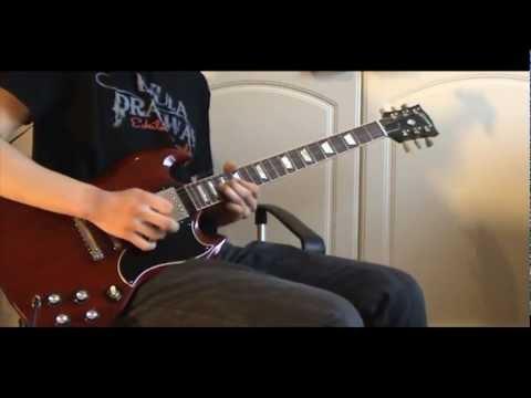 Gibson SG 61' Blues Solo