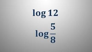 Logaritmi 7