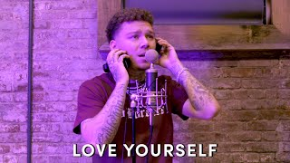 Phora performs 'Love Yourself' Live