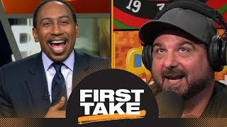 Stephen A  hilariously confronts Dan Le Batard show over constantly being trolled | ESPN