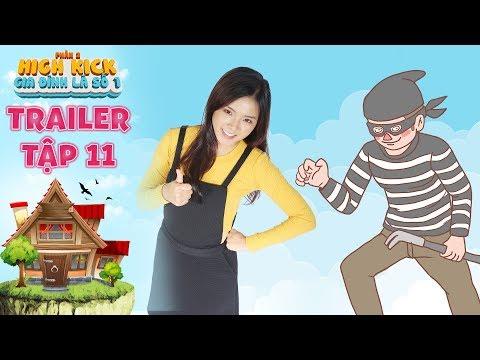 Gia đình là số 1 Phần 2 | trailer tập 11: Gia My lập công khi