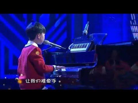 11岁男孩自弹自唱贝加尔湖畔 《音乐大师课》小才子王奕程