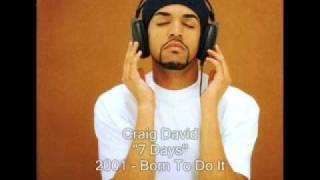 Craig David - 7 Days