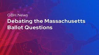 Massachusetts  Ballot Questions 2020
