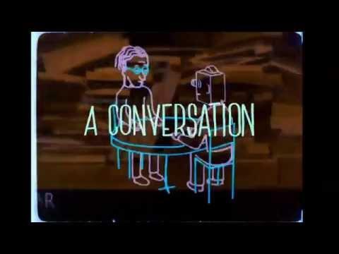 Анимиран разговор с Ноам Чомски