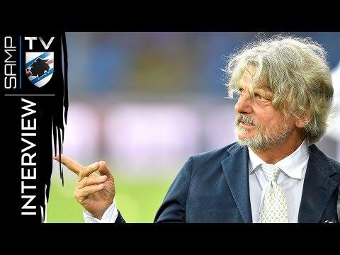 Sampdoria-Atalanta, Ferrero cauto: «Niente illusioni»