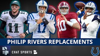 Philip Rivers Replacements: Top QBs The Indianapolis Colts Could Sign, Trade For Or Draft In 2021