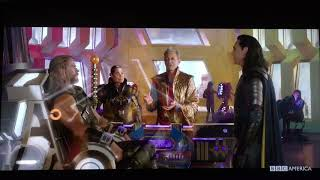 Who's adopted now? #ThorRagnarok clip