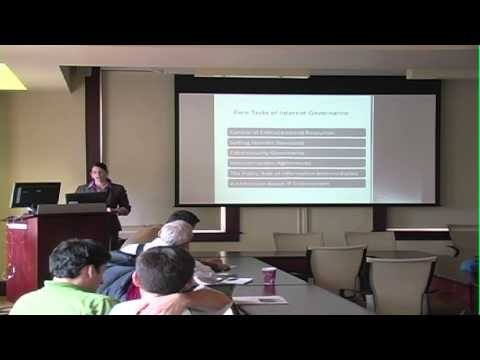 "Laura DeNardis: ""The World Wide War for Internet Governance"""