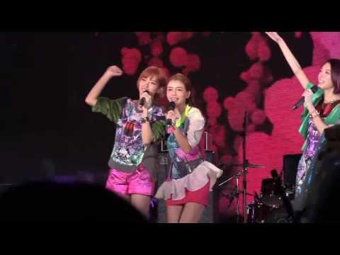 Dream Girls 4.因為有妳在 【新北市樂夜耶誕演唱會】