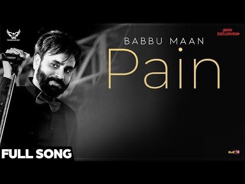 PAIN LYRICS - Babbu Maan | Ik C Pagal