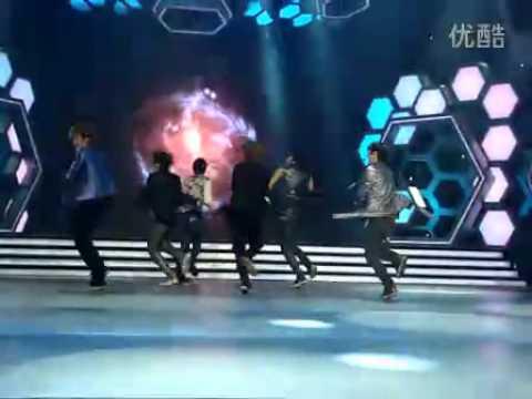 快乐大本营 EXO-M MAMA 饭拍现场真唱