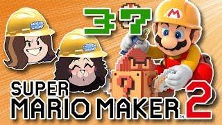 Super Mario Maker 2 - 37 - Not Hard, But So Annoying