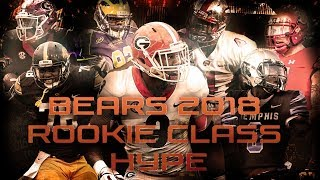 Chicago Bears 2018 Rookie Class Hype/Highlights