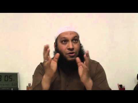 Fundamentale Grudlagen des GlaubensTeil 2 - Sheikh Abdellatif