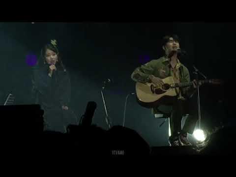 181208 아이유 (IU) - 이런 엔딩 (Ending Scene) feat. Sam Kim dlwlrma 이지금 2018 아이유 10주년 투어 콘서트 홍콩 by Vivamo