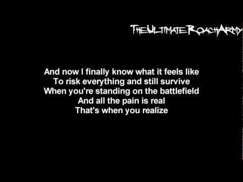 Papa Roach - Leader Of The Broken Hearts {Lyrics on screen} HD