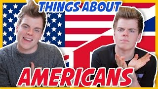 THINGS BRITISH DON'T UNDERSTAND ABOUT AMERICANS   NikiNSammy