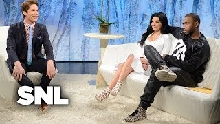 Kimye Talk Show - Saturday Night Live