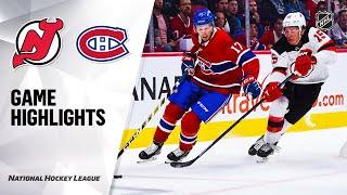 09/16/19 Condensed Game: Devils @ Canadiens