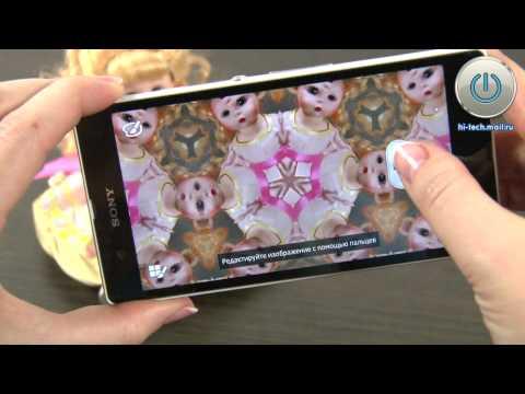 Сравнительный обзор: HTC Butterfly vs Sony Xperia Z