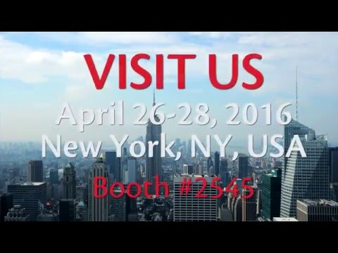 IMA Pharma at INTERPHEX USA 2016