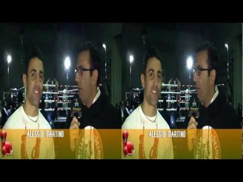 Brianza Fighting 2012 INTERVIEW in 3D (YT3D) FULL LENGTH (italian) INTERVISTA in 3D
