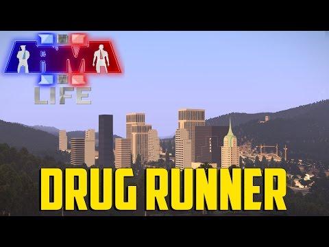 ARMA 3 Life Mod - Drug Runner