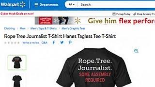 Walmart Sorry For Selling Horrific Shirt