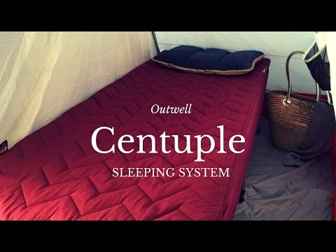 video Don't like sleeping under canvas? Try the Centuple system