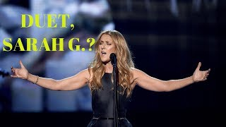 Sarah G. and Celine Dion to do a DUET in a concert l MUST WATCH