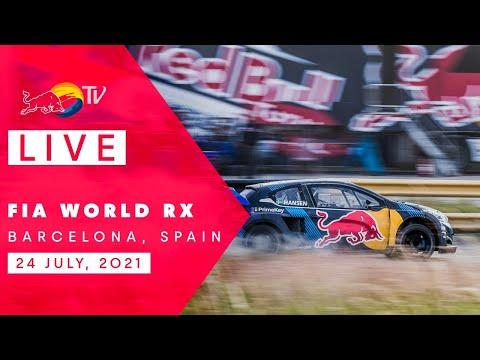 2021 FIA World Rallycross Round 1 - Barcelona Pre-Show
