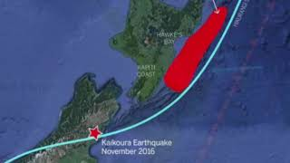 MEGA-TSUNAMI Warning with only 6 minute imminent threat