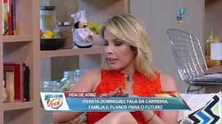 Entrevista com Renata Dominguez