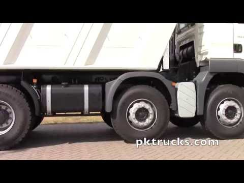 ma3758 - MAN TGS 41.480 BB-WW 8x4 with Meiller, tipper - NEW