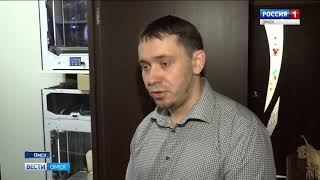 Омский инженер Евгений Чепурко сам спроектировал и построил 3D-принтер