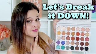 Jaclyn Hill X Morphe FULL REVIEW! Value, Ingredients, Drama, Wear Tests and MORE!