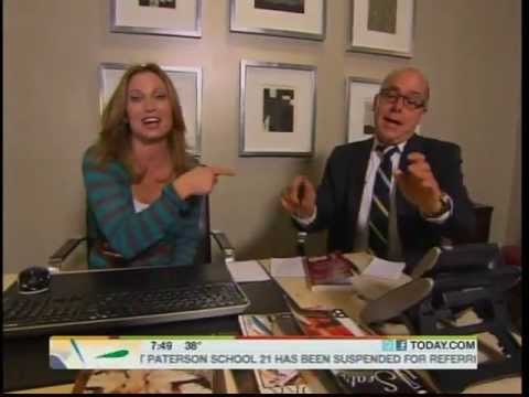 Michael Fazio on The Today Show